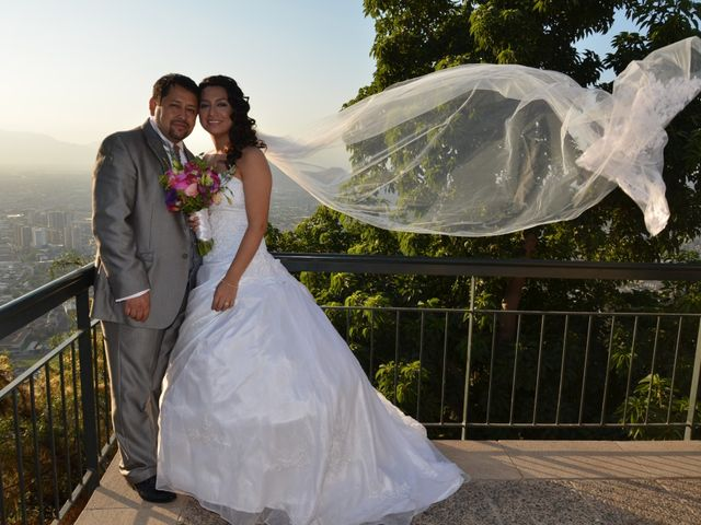 El matrimonio de Helen y Ivan