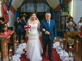 El matrimonio de Caroll y Mario 2