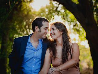 El matrimonio de Maida y Manuel