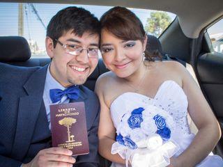 El matrimonio de Constanza  y Ricardo