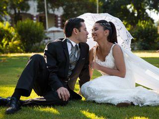 El matrimonio de Erica y Fred