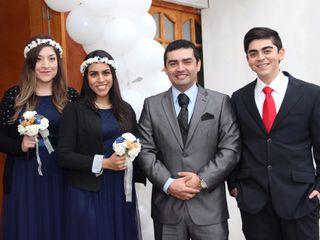 El matrimonio de Beatriz y Joel 2