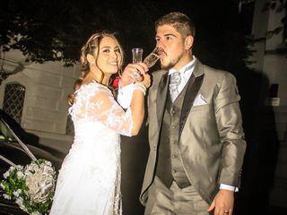 El matrimonio de Rodrigo y Rocío  1