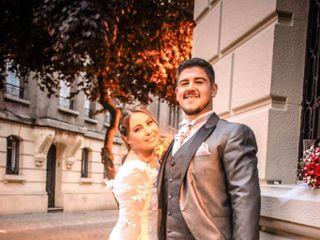 El matrimonio de Rodrigo y Rocío  2
