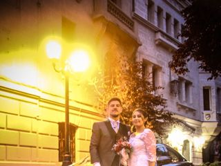 El matrimonio de Rodrigo y Rocío  3