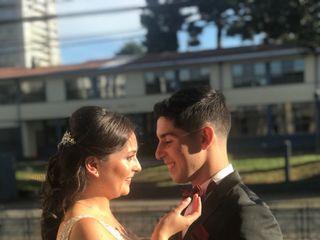 El matrimonio de Daniella y Gerardo 2
