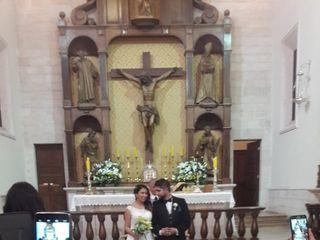 El matrimonio de Yasna y Rodrigo 1