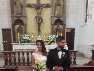 El matrimonio de Yasna y Rodrigo 2
