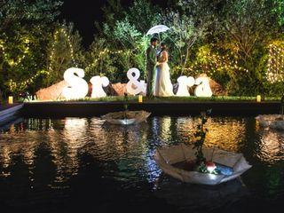 El matrimonio de Valeria y Ángel