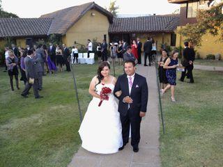 El matrimonio de María Cecilia y Juan Carlos 3