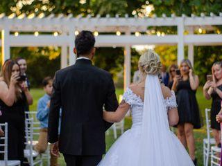 El matrimonio de Lissette  y Juan Carlos  3