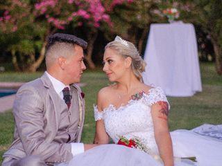 El matrimonio de Lissette  y Juan Carlos