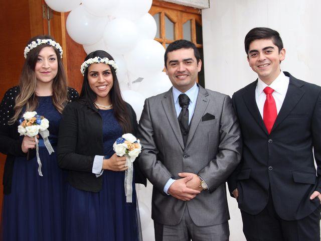 El matrimonio de Joel y Beatriz en Rengo, Cachapoal 4