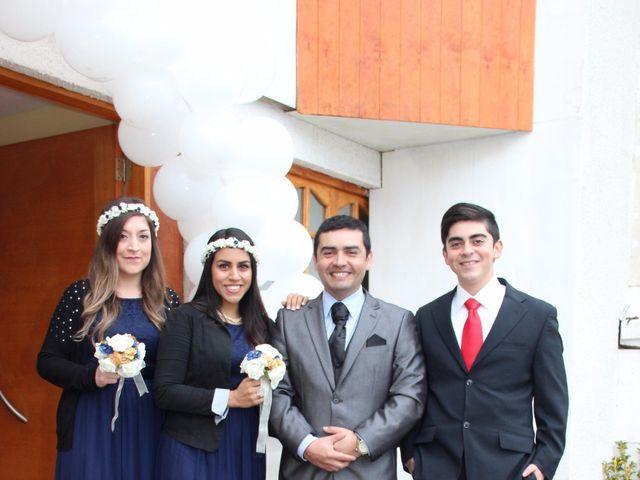 El matrimonio de Joel y Beatriz en Rengo, Cachapoal 5