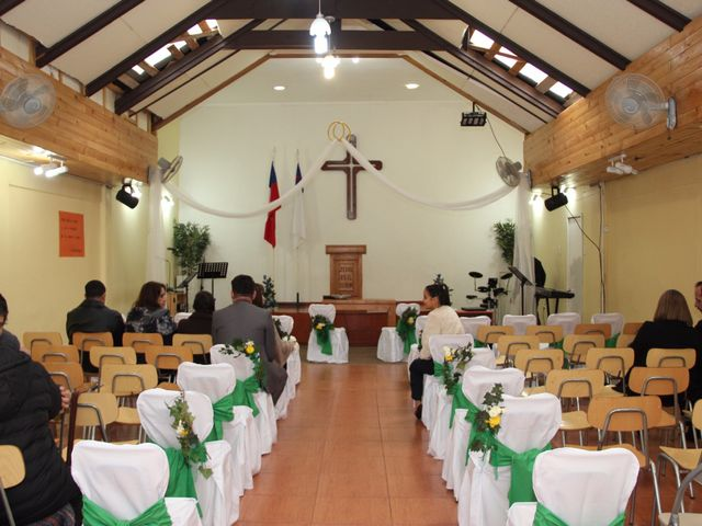 El matrimonio de Joel y Beatriz en Rengo, Cachapoal 6