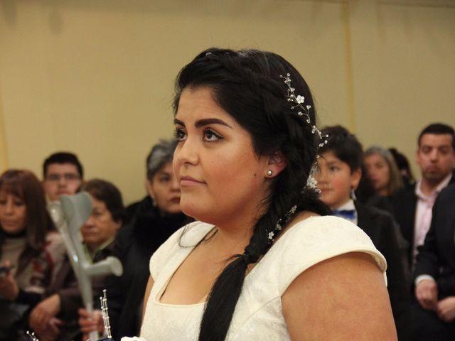 El matrimonio de Joel y Beatriz en Rengo, Cachapoal 15