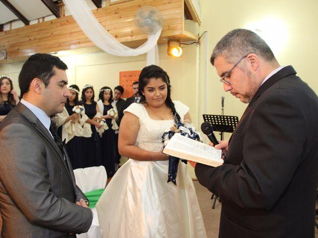 El matrimonio de Joel y Beatriz en Rengo, Cachapoal 28