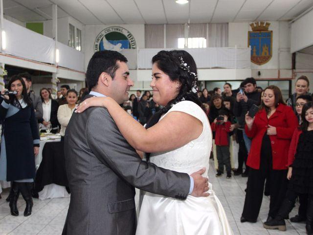 El matrimonio de Joel y Beatriz en Rengo, Cachapoal 46