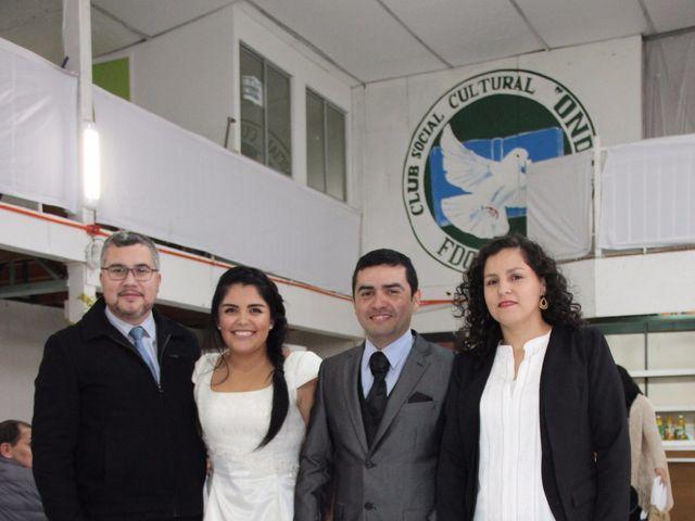 El matrimonio de Joel y Beatriz en Rengo, Cachapoal 52