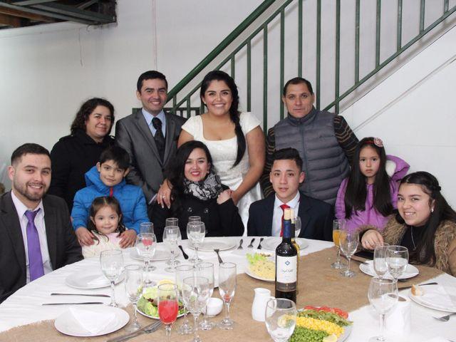 El matrimonio de Joel y Beatriz en Rengo, Cachapoal 54