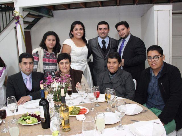 El matrimonio de Joel y Beatriz en Rengo, Cachapoal 55