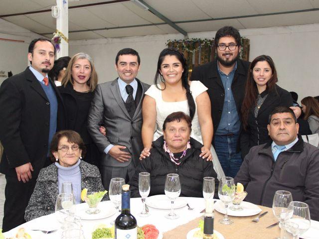 El matrimonio de Joel y Beatriz en Rengo, Cachapoal 56