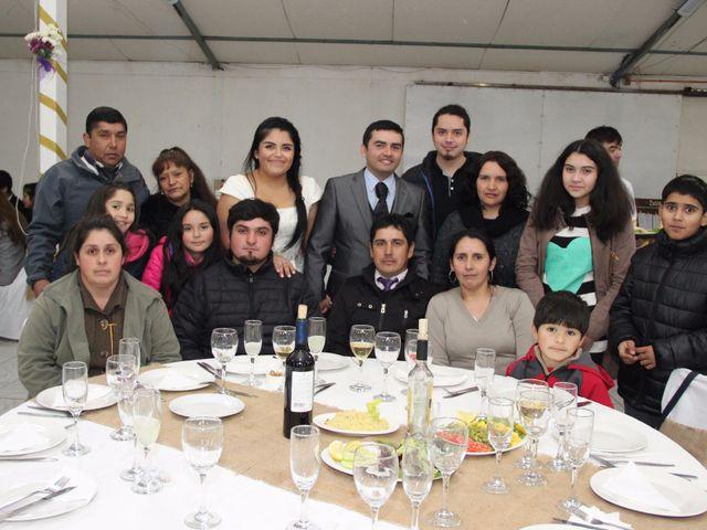 El matrimonio de Joel y Beatriz en Rengo, Cachapoal 57