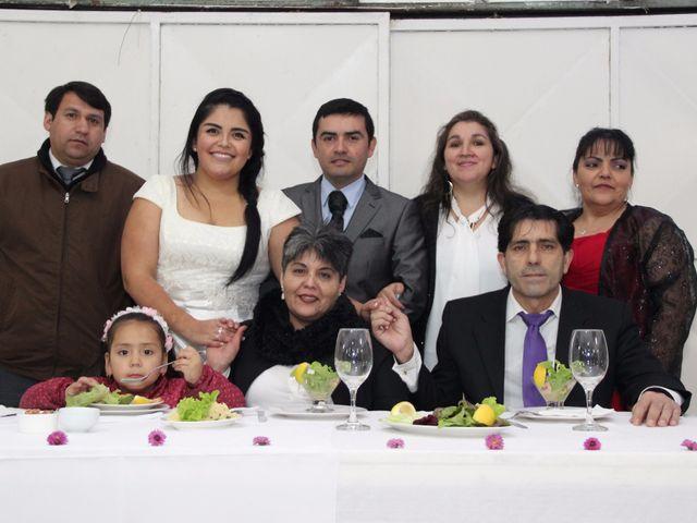 El matrimonio de Joel y Beatriz en Rengo, Cachapoal 58