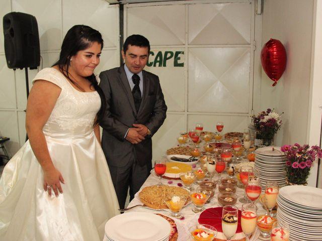 El matrimonio de Joel y Beatriz en Rengo, Cachapoal 59