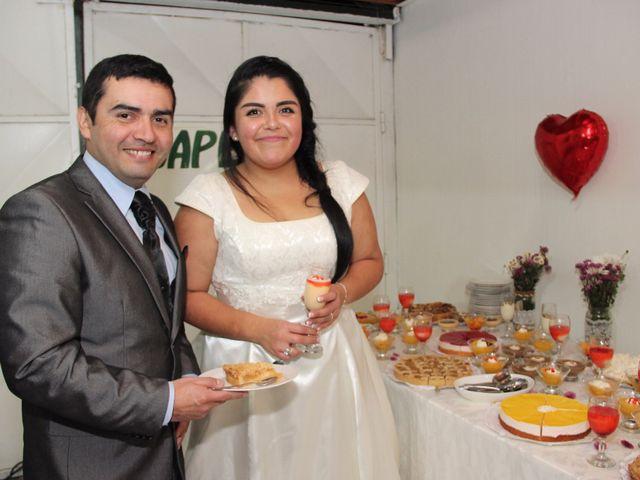El matrimonio de Joel y Beatriz en Rengo, Cachapoal 60