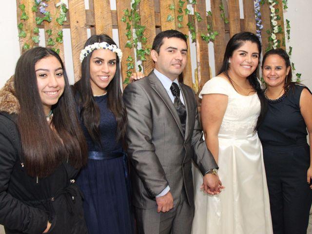 El matrimonio de Joel y Beatriz en Rengo, Cachapoal 77