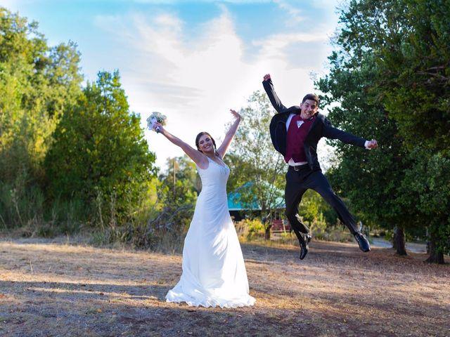 El matrimonio de Daniella y Gerardo