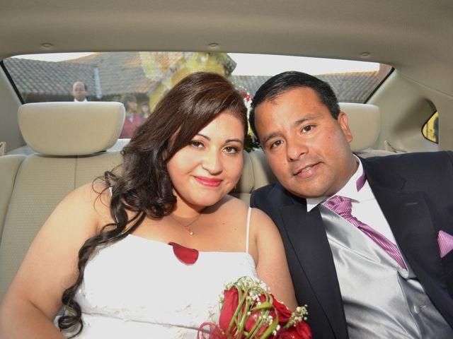El matrimonio de María Cecilia y Juan Carlos