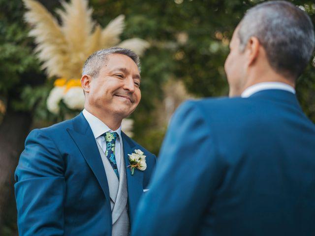 El matrimonio de Marcelo y Rodrigo en Providencia, Santiago 10