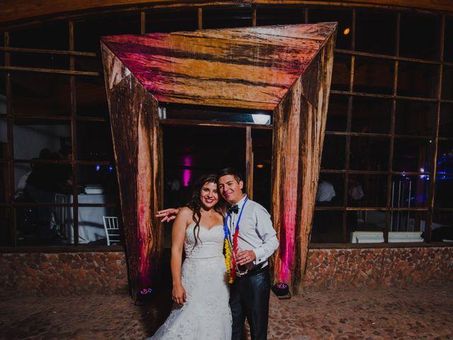 El matrimonio de Belén y Pablo