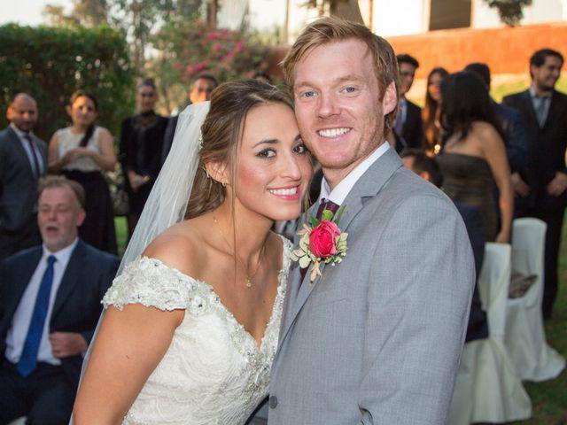 El matrimonio de Daniela y Bob