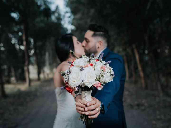 El matrimonio de Fernanda y Julio