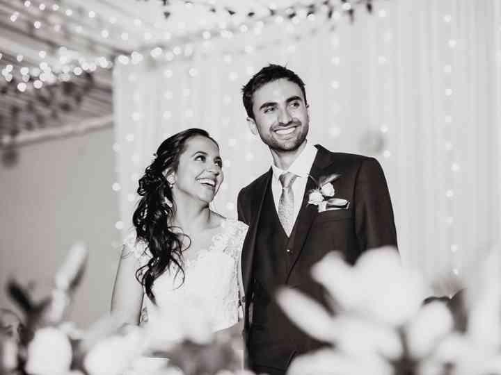 El matrimonio de Camilia y Andrés