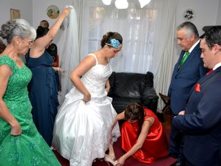 El matrimonio de Val y Jeziel 2