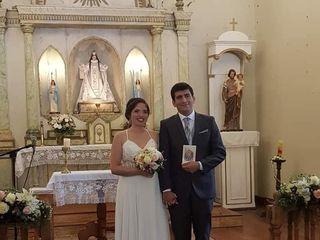 El matrimonio de Elena  y Cristopher  2