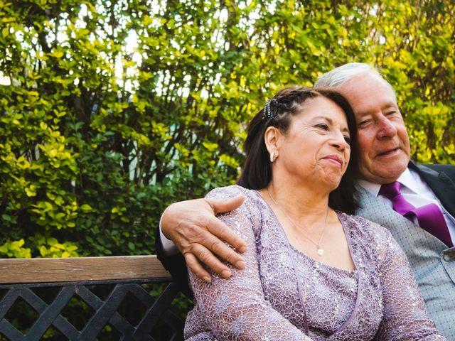 El matrimonio de María Angélica y Arturo