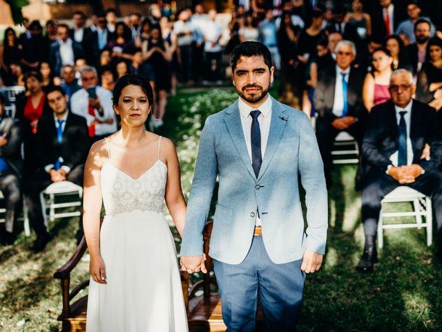 El matrimonio de Rita y Marcos