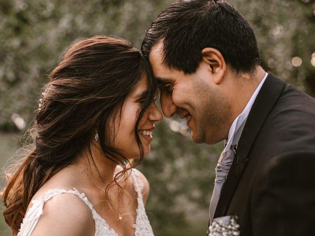El matrimonio de Catherine y Ismael
