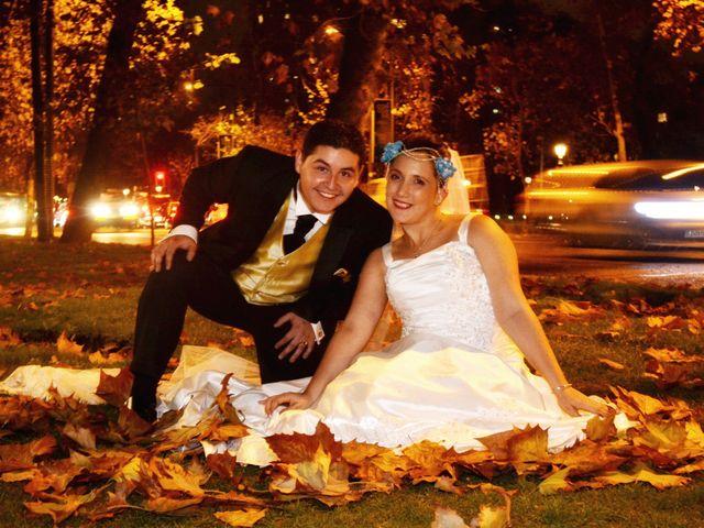 El matrimonio de Val y Jeziel