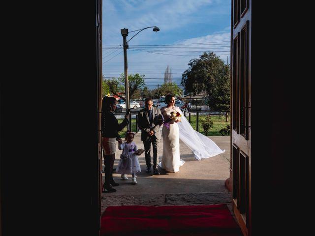 El matrimonio de Greco y Jocelyn en Paine, Maipo 10