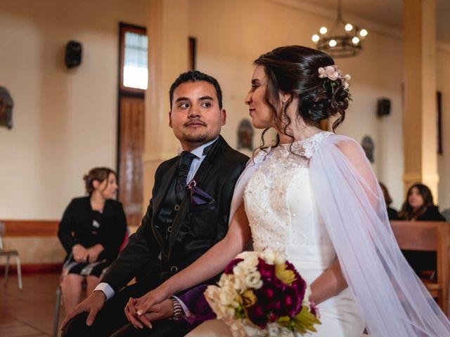 El matrimonio de Greco y Jocelyn en Paine, Maipo 12