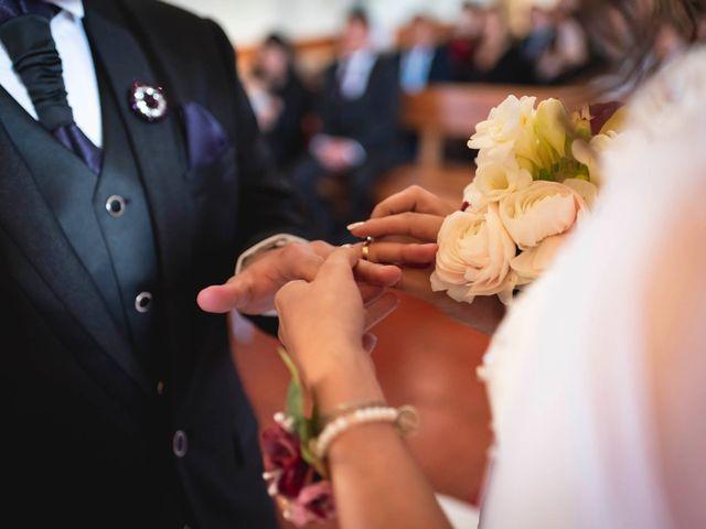El matrimonio de Greco y Jocelyn en Paine, Maipo 15