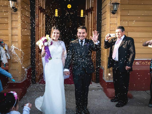 El matrimonio de Greco y Jocelyn en Paine, Maipo 17