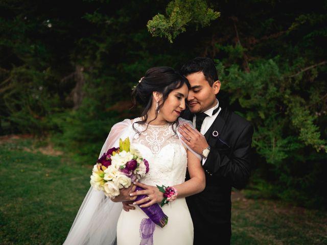 El matrimonio de Greco y Jocelyn en Paine, Maipo 18
