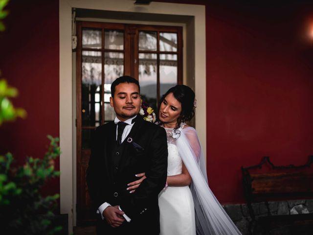 El matrimonio de Greco y Jocelyn en Paine, Maipo 19